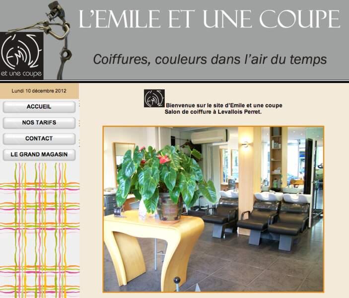 L'Emile et une coupe (Levallois-Perret, Hauts-de-Seine)