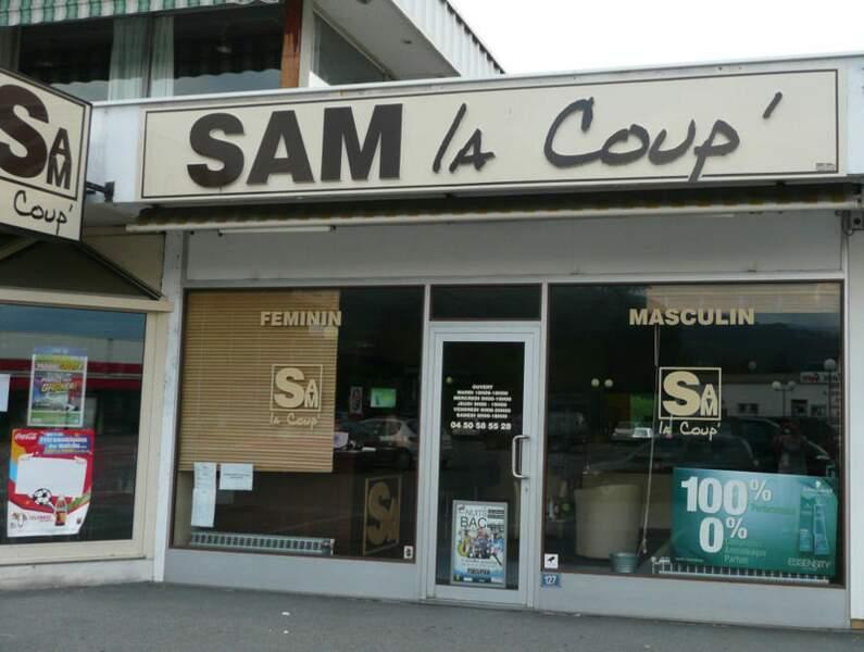 Sam la coup' (Sallanches, Haute-Savoie)