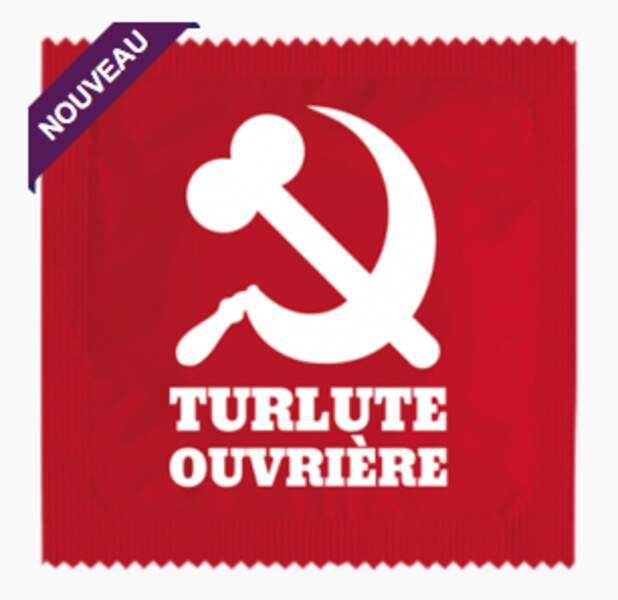 """Le préservatif """"Turlute ouvrière"""""""