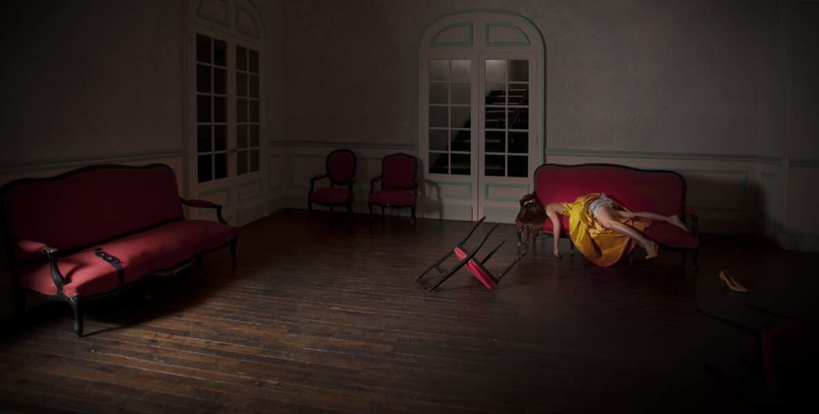 La Belle abandonnée par la Bête après le bal