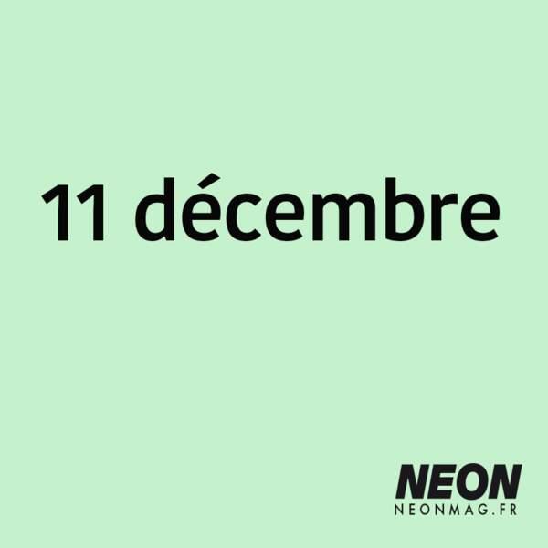 11 décembre 2018