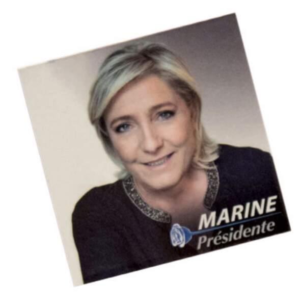 "Le magnet ""Marine"""