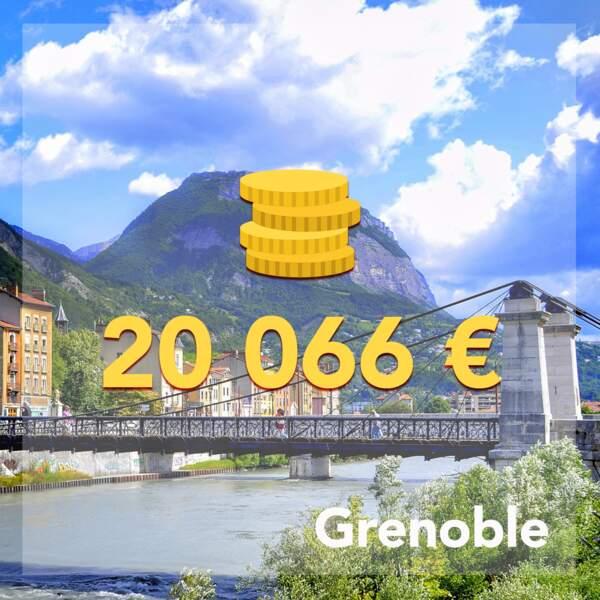 9 • Grenoble