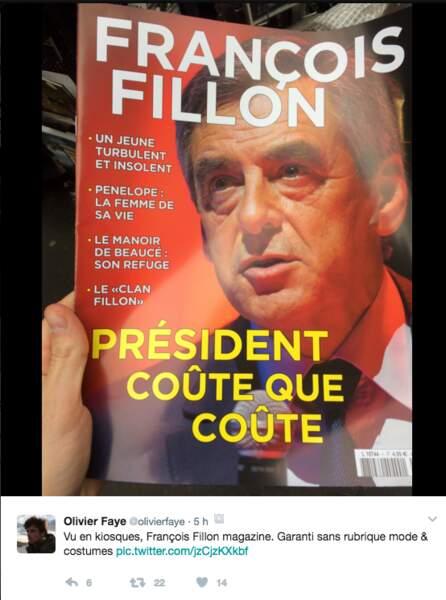 Le magazine François Fillon