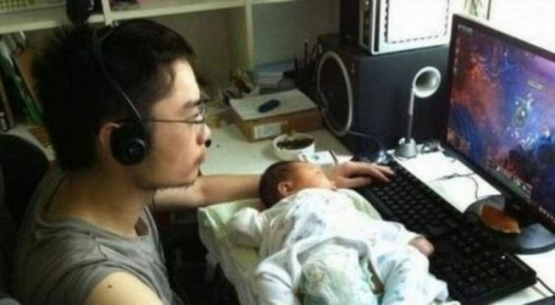 Un working dad