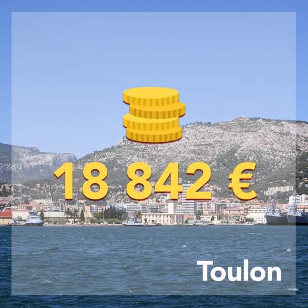 12 • Toulon