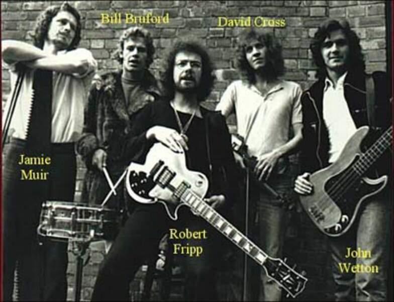 King Crimson = Roi cramoisi