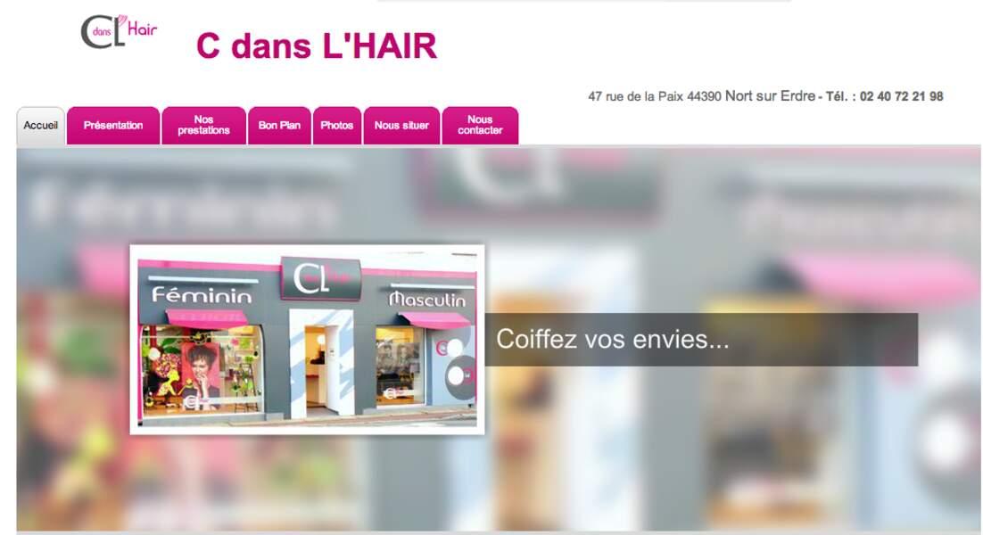 C dans l'hair (Nort-sur-Erdre, Loire-Atlantique)
