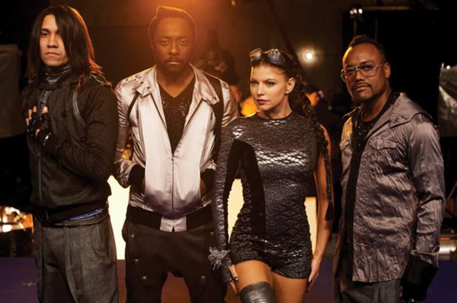 Black Eyed Peas = Les fèves de Cornille