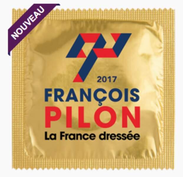"""Le préservatif """"François Pilon"""""""