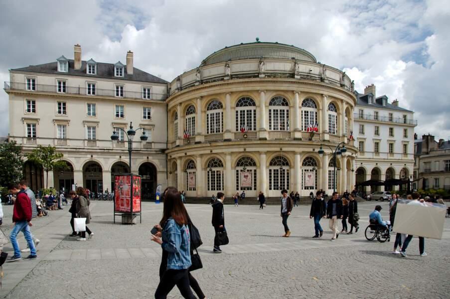13 Rennes