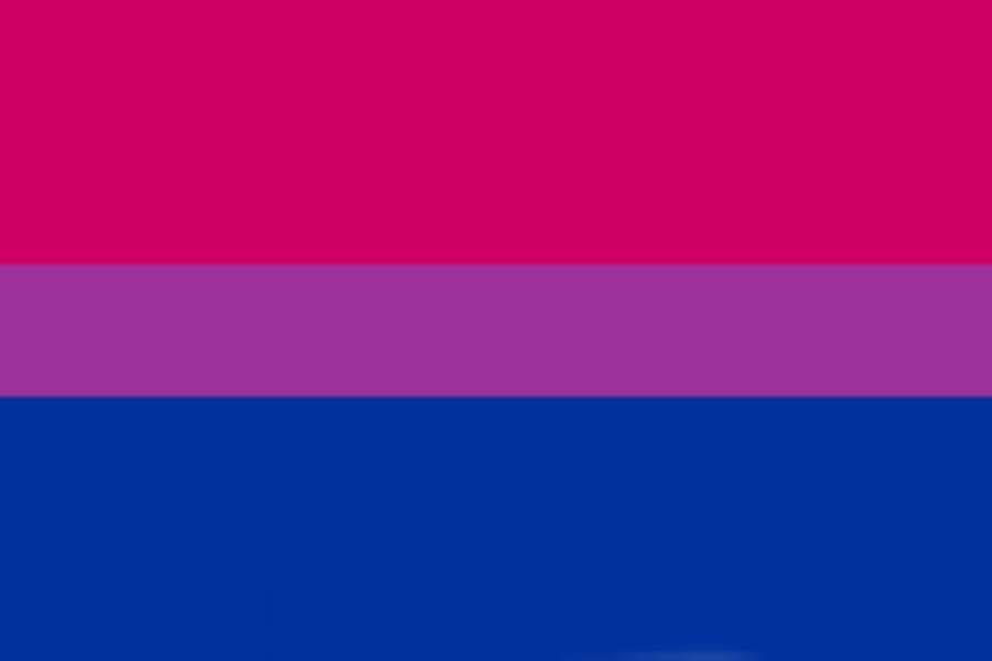 Le drapeau bisexuel