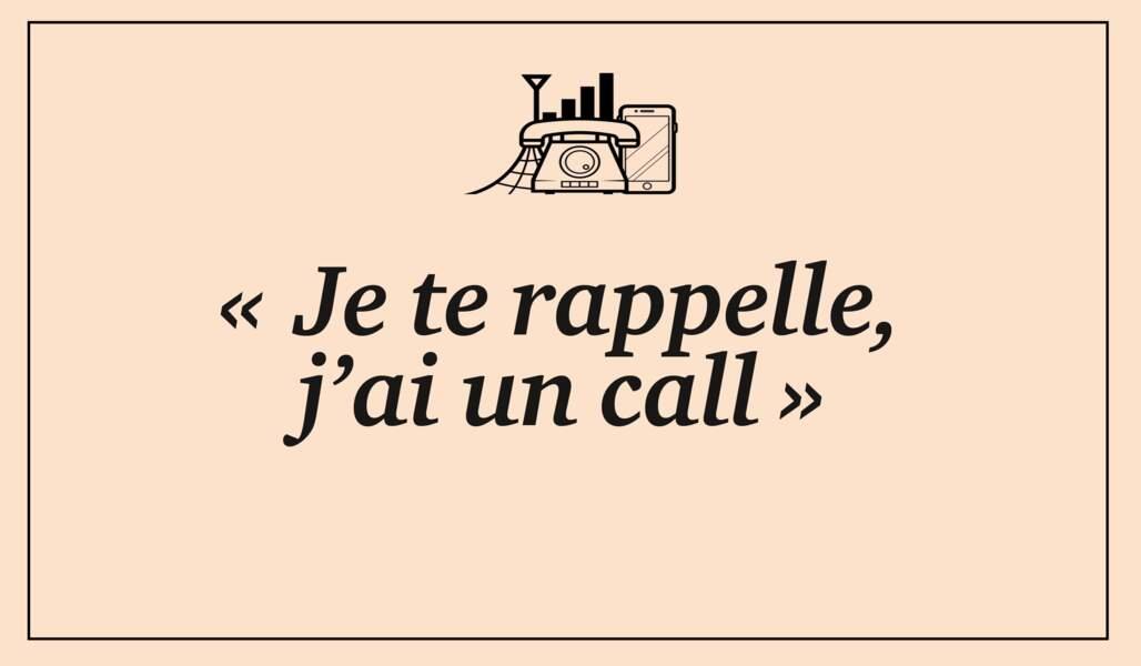 Call, conf call