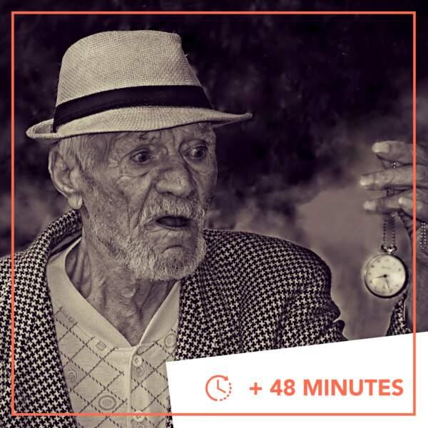 + 48 minutes • Procrastinateur