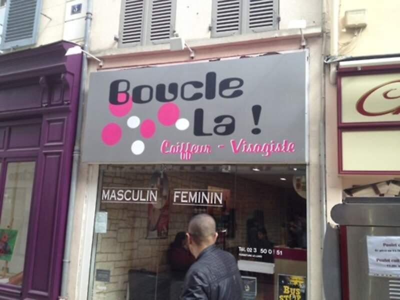 Boucle la (Dreux, Eure-et-Loir)