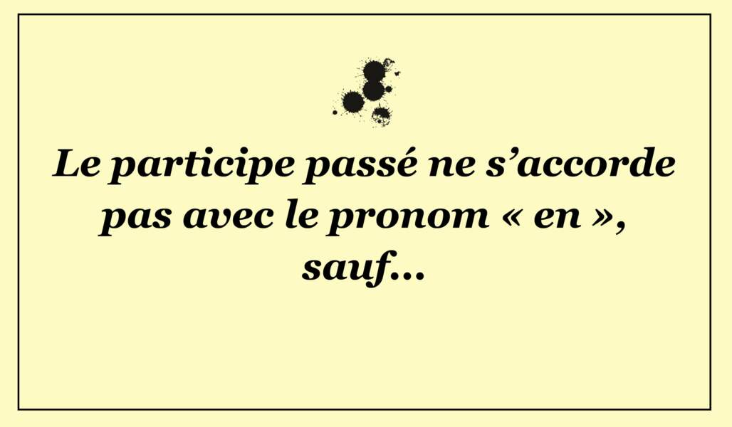 Exception n°4