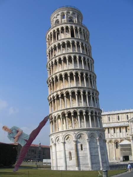 Pour sauver la tour de Pise