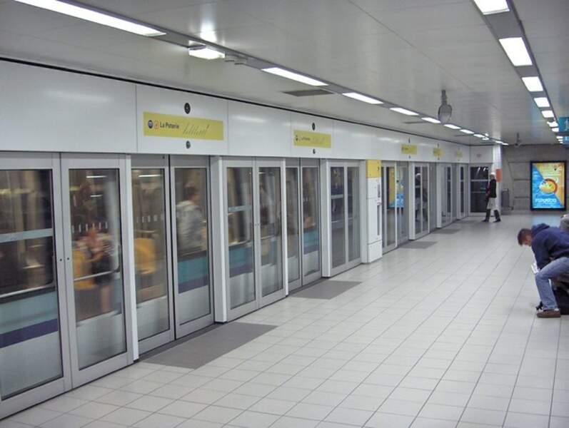 Avec le plus petit métro de France, pas besoin de plan