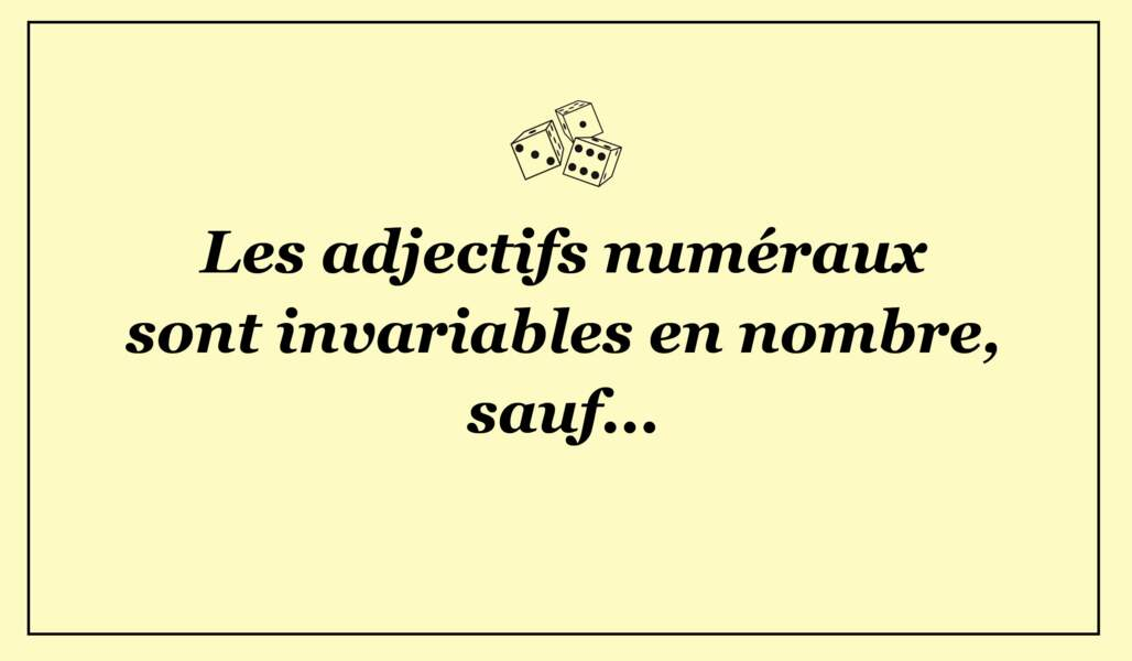 Exception n°3