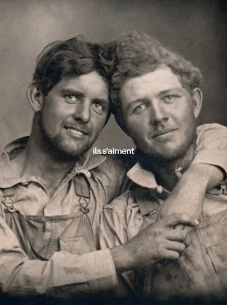 A découvrir aussi : Ils s'aiment, un siècle d'amour homosexuel en photos