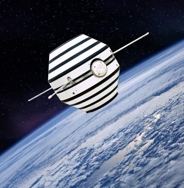 Le premier satellite français s'appelait Astérix