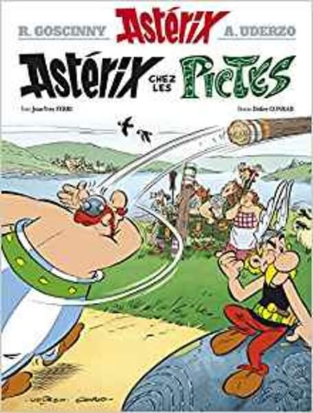 Le dessinateur Didier Conrad a perdu 18 kg pendant Astérix chez les Pictes (2013)