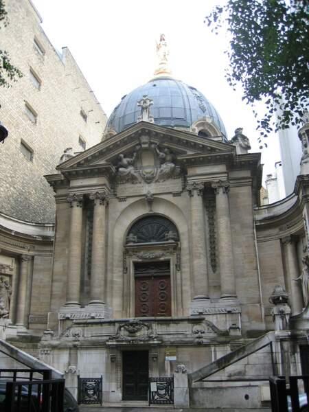 Une chapelle pour se souvenir