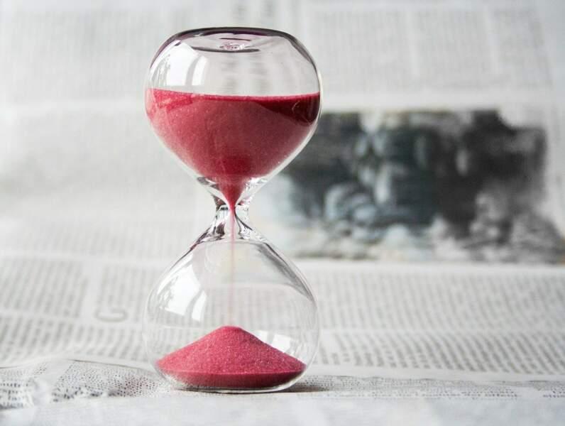 12/ Donnez-vous du temps