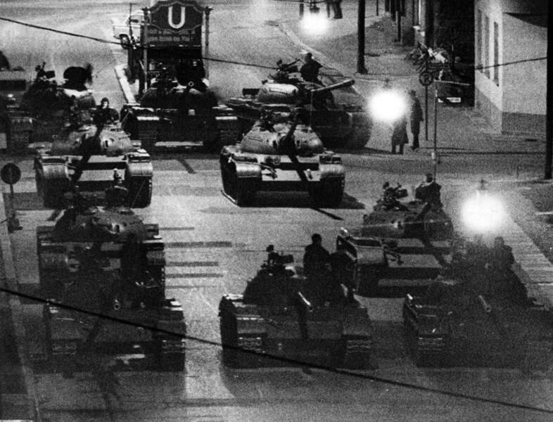27 octobre 1961 : le monde entier redoute une troisième guerre mondiale