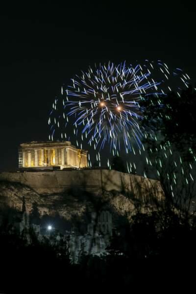 Le Parthénon entre en 2020