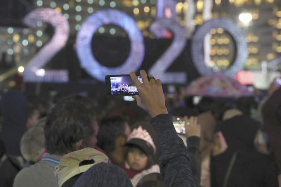 L'année 2020 attendue avec impatience