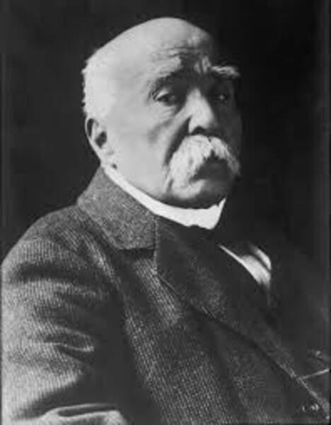 1893 : Georges Clemenceau. Le non-lieu de Panama