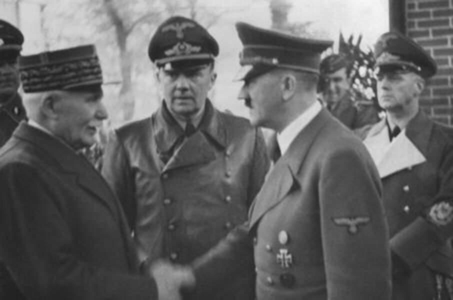 23 juillet 1945 : Philippe Pétain. La chute du Maréchal