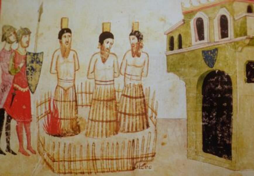 13 octobre 1307 : procès de Jacques de Molay. La France se débarrasse des Templiers