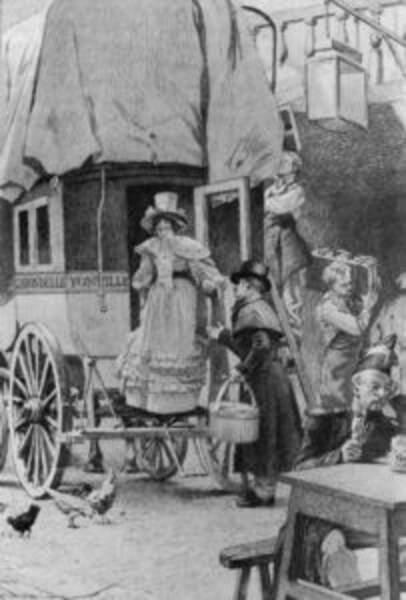 1857 : Gustave Flaubert. La petite vertu de Madame Bovary