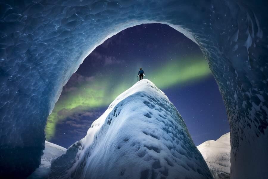 Les paysages spectaculaires du Groenland