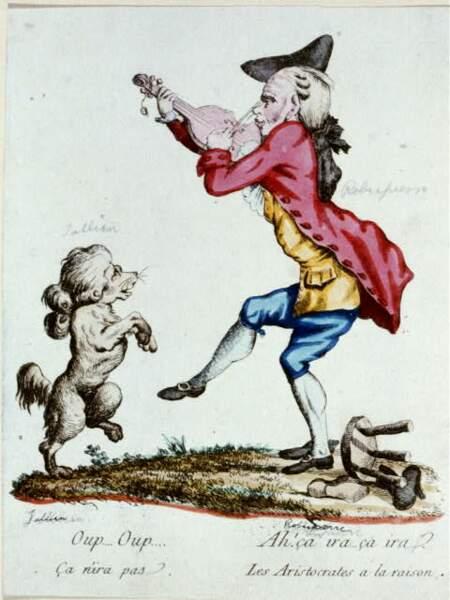 1790 - Ah ça ira