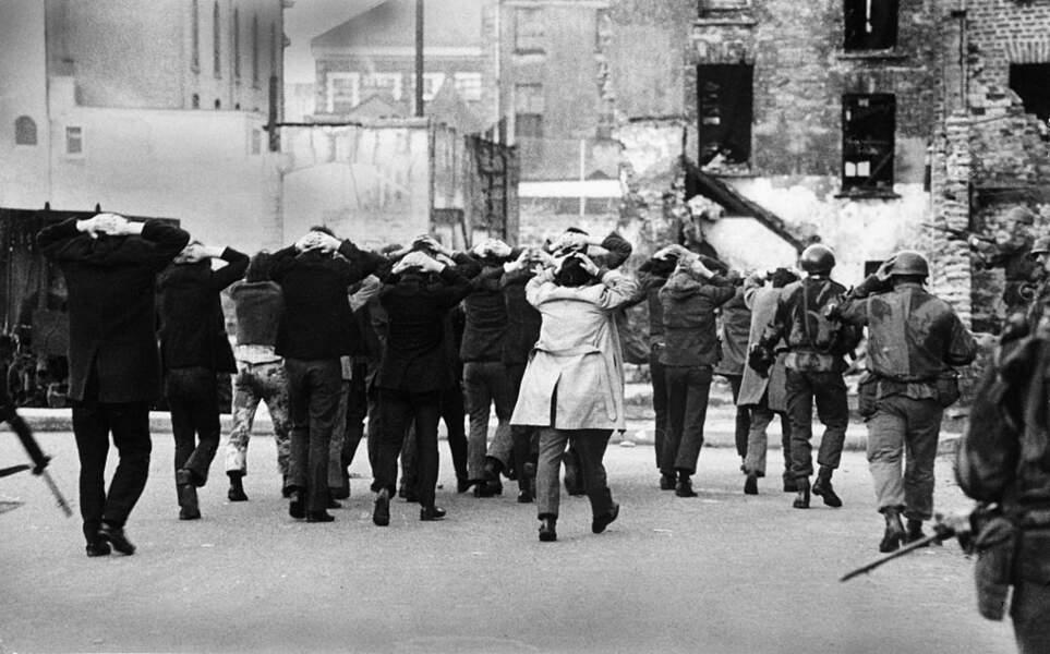1983 - Sunday, Bloody Sunday