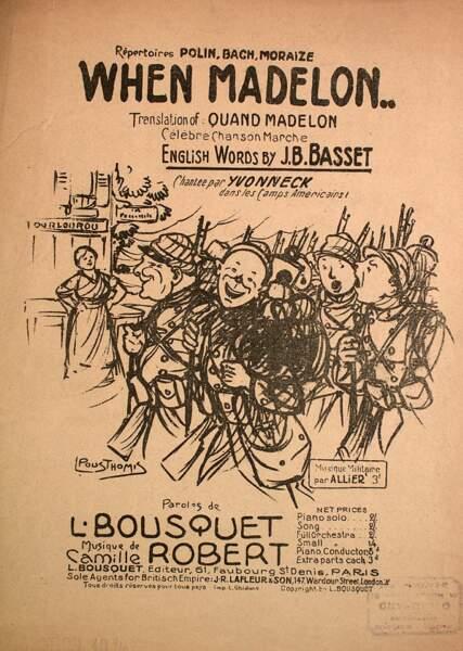 1914 - La Madelon