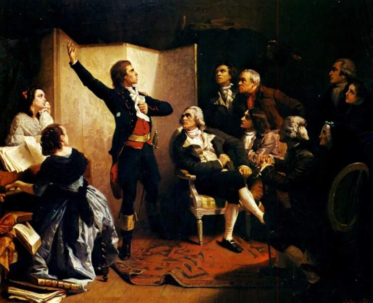 1792 - La Marseillaise