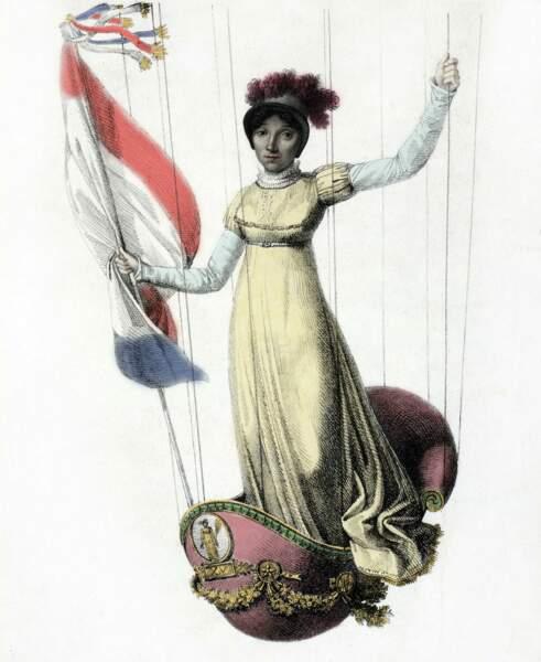 1808 : le vaisseau volant de Sophie Blanchard
