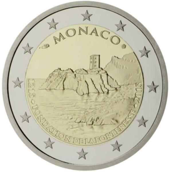 Les deux euros de Monaco 2015