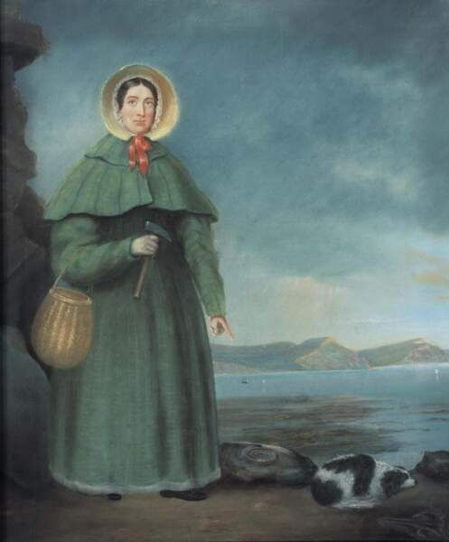 Mary Anning, paléontologue snobée par les institutions
