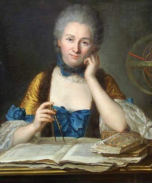 Emilie du Châtelet, sciences physiques et mondanités