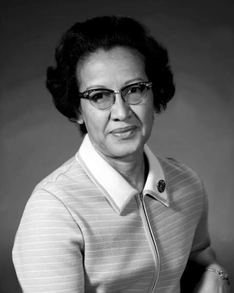 "Katherine Johnson, l'""ordinateur en jupe"" de la Nasa"