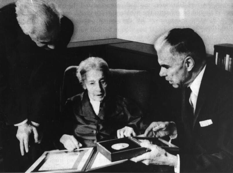 Lise Meitner, elle change l'histoire de l'atome