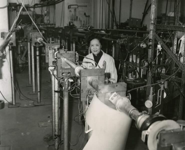 Chien-Shiung Wu, physicienne sans égal
