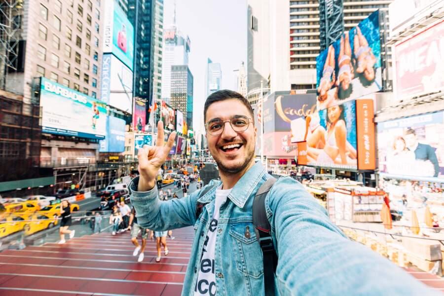 La selfite:L'envie irrépressible de se prendre en photo