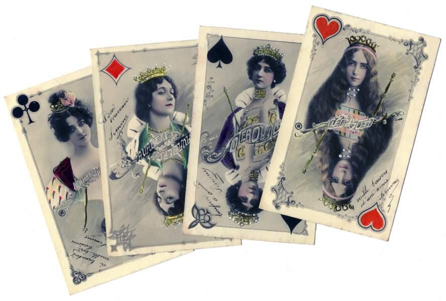 Reines des cœurs