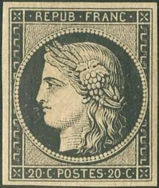La naissance du timbre